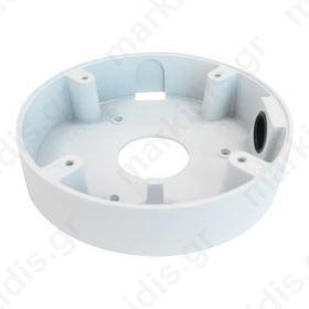 Βάση ANGA AGE-DB30-W 12cm Λευκή Aλουμινίου για κάμερα AGE-1103-D4, AQ-3106D-AHD, AQ-3202LD4, AQ-227IPD & AGE-2006-IPD