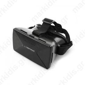 Γυαλιά 3D VR εικονικής πραγματικότητας 360o για smartphones 3.5
