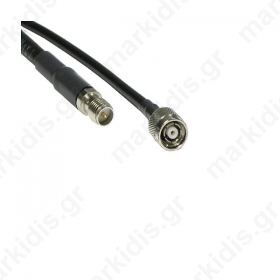 ANTENNA CABLE  RESERVE MALE TNC TO RESERVE FEMALE SMA 50cm LMR 200