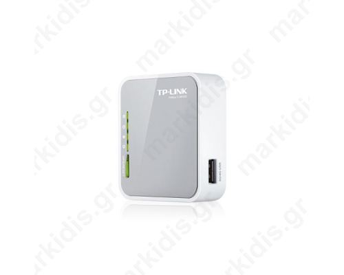 TP-LINK MR3020 PORTABLE 3G/3.75G WIRELESS N ROUTER