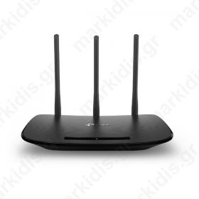 TP-LINK TL-WR940 450Mbps Wireless N ROUTER, 2.4GHz, 3 fixed antennas
