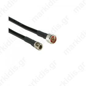 ANTENNA CABLE LMR400 6m N-TYPE MALE-FEMALE