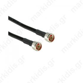 ANTENNA CABLE LMR400 9m N-TYPE MALE-MALE