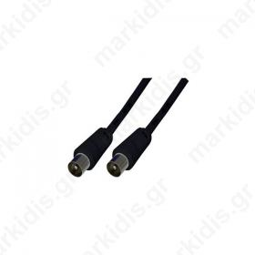 M/M 5M Blk  Antenna Cable