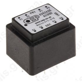 Audio Transformer 600Ω 100mW Hz 300, 1mW Hz  30
