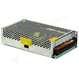 ΤΡΟΦΟΔΟΤΙΚΟ LED 12V 200W 16.70A MW-200-12
