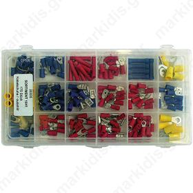 20335 ASSORTMENT INSULATED TERMINALS 175 pcs