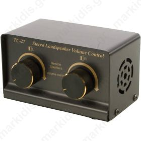 SP SWITCH 1/2 ST SPEAKER VOLUME CONTROL