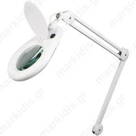 MAG-LAMP 21 HQ MAGNIFIER LAMP 3D LENS