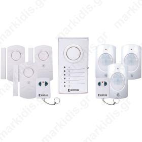 SAS-ALARM 120 Wireless alarm system