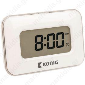 KN-AC 10  alarm clock with touch sensor