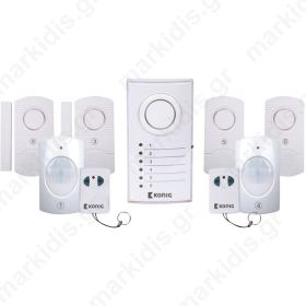 SAS-ALARM 110  Wireless alarm system