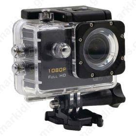 CAMLINK CL-AC21 Full HD Action Camera 1080p Wi-Fi Black