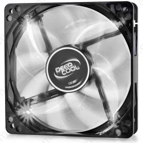 DEEPCOOL WINDBLADE 120 WHITE COOLING FAN 120mm WHITE LED