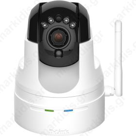 D-LINK DCS-5222L WIRELESS N HD DAY/NIGHT PAN/TILT CAMERA WITH MICRO SD
