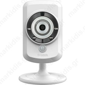 D-LINK DCS-942L WIRELESS N HOME DAY/NIGHT IP SECURITY CAMERA WITH WPS/IR/MICRO S