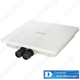 D-LINK DAP-3662 WIRELESS POE AC1200 DUAL BAND OUTDOOR ACCESS POINT