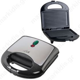LIFE STG-001 Sandwich toaster with grill plates,700W