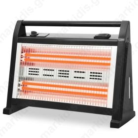 LIFE QH-100 Quartz heater 1800W,with 4 lamps,fan and humidifier