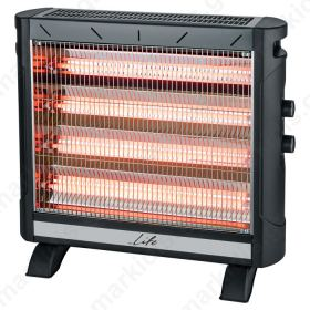 LIFE QH-101 Quartz heater 2750W,with 5 lamps