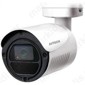 Kάμερα Bullet AVTECH AVT1105XTP 1080P, Φακός 3.6mm με Alarm In
