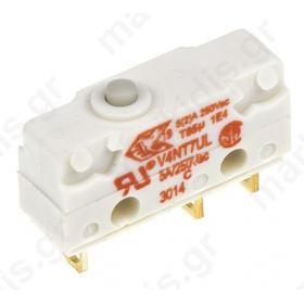Limit switch V4NT7 (V4NCS-BURGESS) 5A/250VAC ON-(ON)