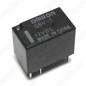 RELAY 12V OMRON G5V-1 12VDC