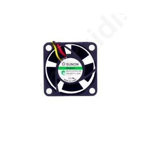 Fan DC axial 12VDC 40x40x20mm  (3 Καλώδια)