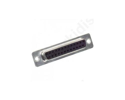 Βύσμα Rs232 25 pins θηλ.