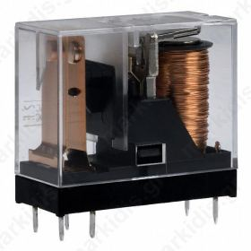 G2R-1A-E-12DC Relay: electromagnetic  Ucoil:12VDC 16A/250VAC