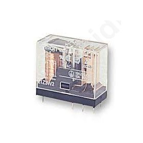 Relay electromagnetic DPDT 24VDC 5A/250VAC 5A/30VDC