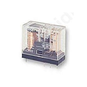 Relay electromagnetic DPDT 24VDC 5A/250VAC 5A/30VDC