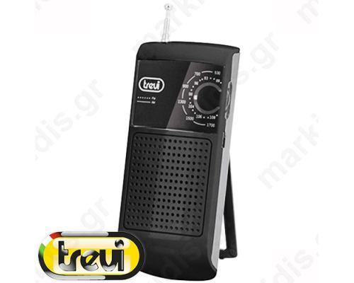 Φορητό ραδιοφωνάκι τσέπης με ηχείο