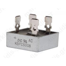 KBPC5008, ΓΕΦΥΡΑ 50A/800V