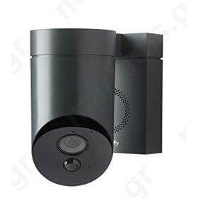 Somfy Protect Outdoor Camera blanche Grey