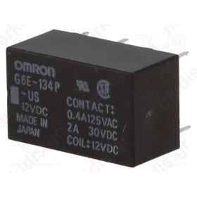 ΡΕΛΕ OMRON G6E-134P-US12VDC