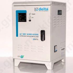 Σταθεροποιητής εναλλασσόμενης τάσεως μονής φάσης 10 kVA