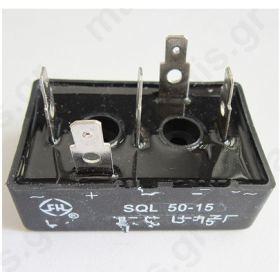 SQL50-15  Rectifier bridge module