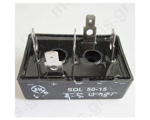 SQL50-15  Rectifier bridge module