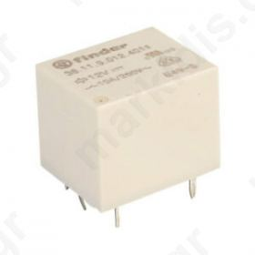 Relay electromagnetic SPDT 9VDC 10A/250VAC 10A/30VDC