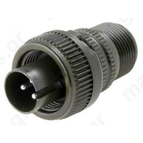 DS3106A10SL-4P Connector: circular Series: DS/MS plug male PIN: 2 for cable