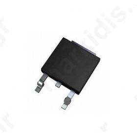 IRFR220NTRPBF Transistor: N-MOSFET unipolar 200V 5A