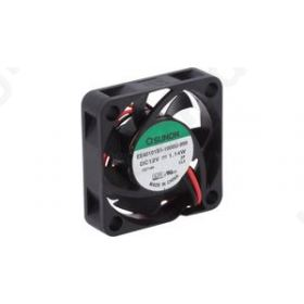 Fan: DC axial 12VDC 40x40x10mm