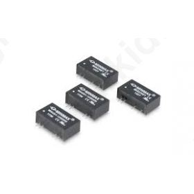 MAU-209   1W, High Isolation SIP, Single & Dual Output DC/DC Converter