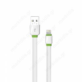 ΚΑΛΩΔΙΟ USB-IPHONE 1M EMY MY-445