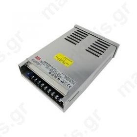 Power supply: switched-mode LED 360W 12VDC 10.8-13.2VDC 30A
