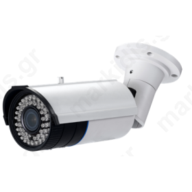 ΚΑΜΕΡΑ RELONG RL-AE582DS-PH3720 BULLET 2MP SONY V30E+IMX323 1/2.9 SENSOR (4in1)AHD/CVI/TVI/CVBS 2.8-12mm 42 IR LED 35mtr με UTC Control Μεταλλική