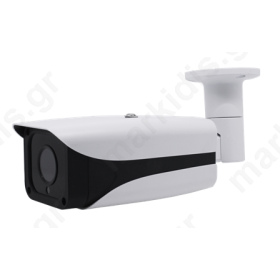 ΚΑΜΕΡΑ ANGA Premium AQ-4501-RS4 BULLET 5MP FH8538M+PS5510(4in1) AHD/CVI/TVI/CVBS 2.8-12mm MOTORISED LENS 4pcs ARRAY IR LED 40MTR ΜΕΤΑΛΛΙΚΗ IP66