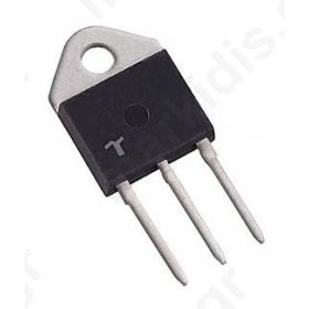 Transistor PNP bipolar 100V 10A 80W TO218