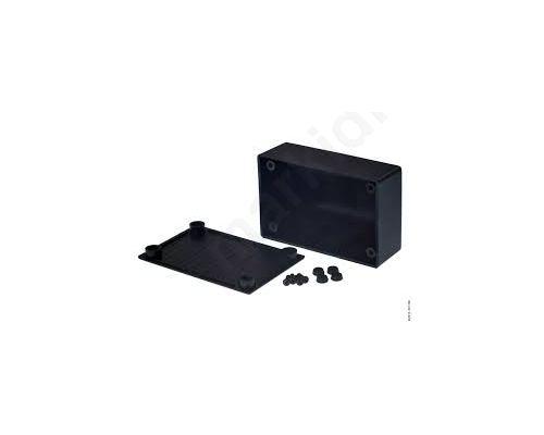 Κουτί Κατασκευών Πλαστικό  54mm 83mm 30mm ABS black
